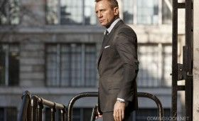 Daniel Craig in Skyfall 280x170 New Skyfall Images; Cast Video Interviews