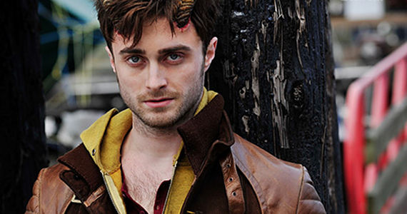 Daniel Radcliffe in Horns Header Daniel Radcliffe Looks Devilish in First Image from Horns