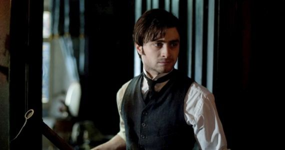 Daniel Radcliffe in The Woman in Black The Woman in Black Trailer #2 Is Determined To Creep You Out