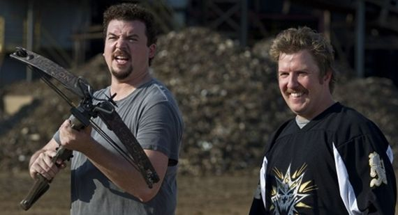 Danny McBride and Nick Swardson in 30 Minutes or Less 30 Minutes or Less Review