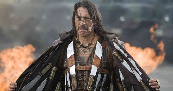 Danny Trejo Machete TV News Wrap Up: The Simpsons Syndication, Whose Line Is It Anyway? Season 2 & More