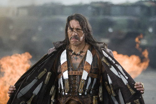 Danny Trejo New Predators Featurette Featuring Danny Trejo