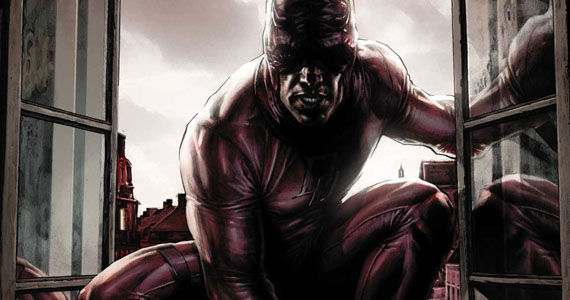 Daredevil reboot official announcement David Slade confirms Daredevil reboot official announcement