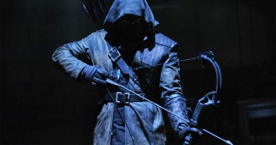 Dark Archer in Arrow Year's End