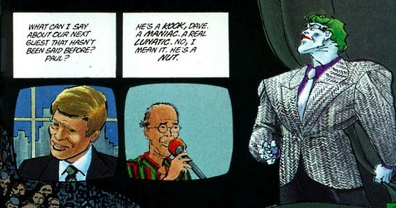 Dark Knight Returns Joker Talk Show Conan OBrien To Provide Voice For The Dark Knight Returns, Part 2