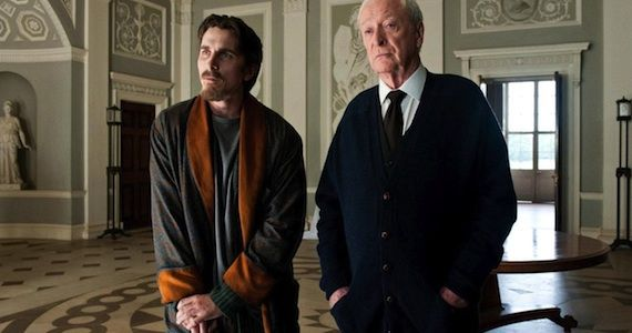 Dark Knight Rises Alfred Justice League Movie Michael Caine Explains Dark Knight Rises Ending; Interested in Justice League Return