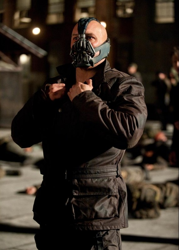 Dark Knight Rises Bane (Tom Hardy)