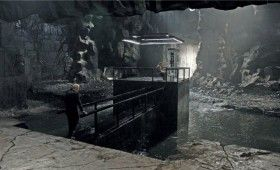 Dark Knight Rises Batcave Concept Artwork.jpg 280x170 Joker in The Dark Knight Rises; Bane Mask Concept Artwork Revealed