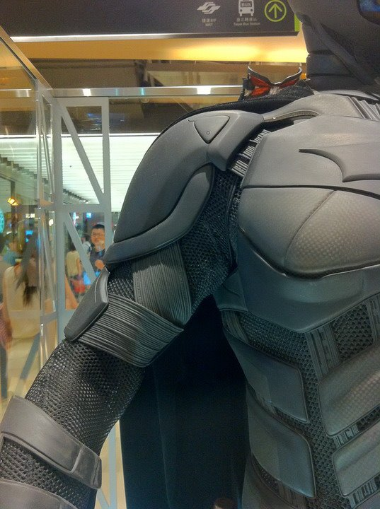 Dark Knight Rises Batman Costume (Arm)