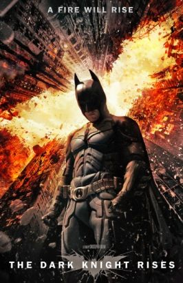 Dark Knight Rises Trilogy Dark Knight Trilogy & Rises: Broken Cowl Edition Blu Ray Images Appear Online
