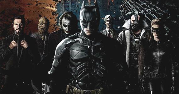 Dark Knight Rises Crosses $300 Million Mark at Domestic Box Office
