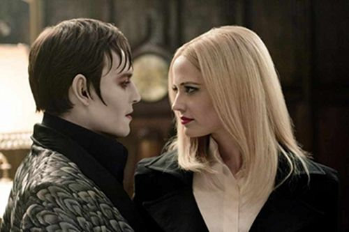 Dark Shadows Ending Barnabas (Depp) vs. Angelique (Green)