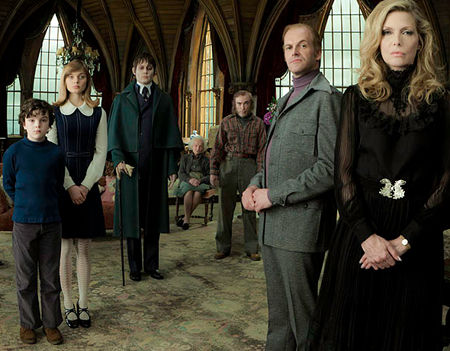 Dark Shadows Movie Tim Burton
