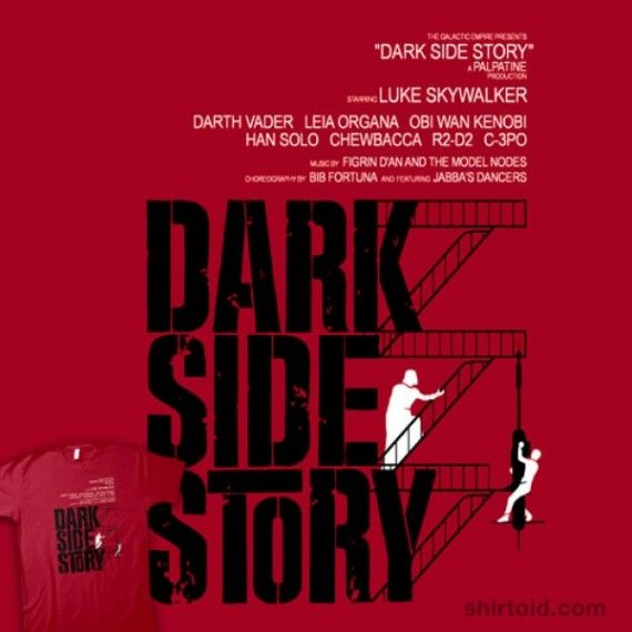 Dark Side Story 570x570 SR Geek Picks: Marvel Movie Timeline, UK Avengers & More!