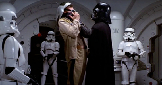 Darth Vader Interrogating Star Wars 7 Release Date Spring/Summer 2015? Darth Vader TV Specials Coming