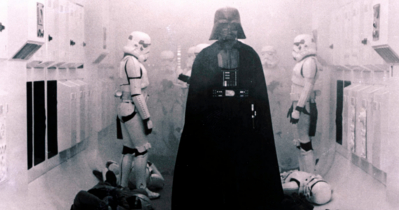 Darth Vader in A New Hope Star Wars 7 Release Date Spring/Summer 2015? Darth Vader TV Specials Coming