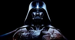Darth Vader voiced by Arnold Schwarzenegger