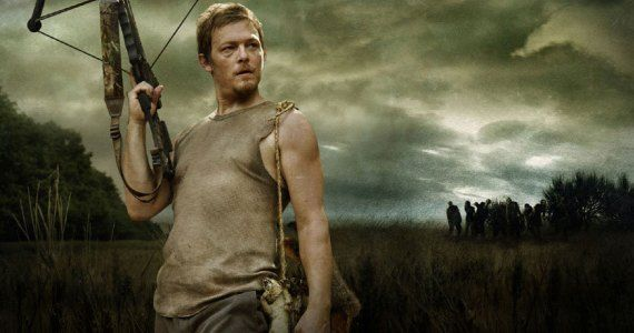 Daryl Dixon the walking dead Interview: Norman Reedus Talks Daryl Dixon & The Walking Dead