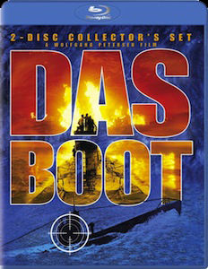 Das Boot Blu ray DVD/Blu ray Breakdown: July 5, 2011