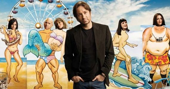 David Duchovny Californication season 5 Showtime Californication Season 5 Featurette Showcases Guest Stars