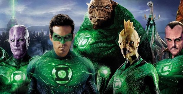 David Goyer Comments Green Lantern Ryan Reynolds Has Very Little Interest in Justice League Return