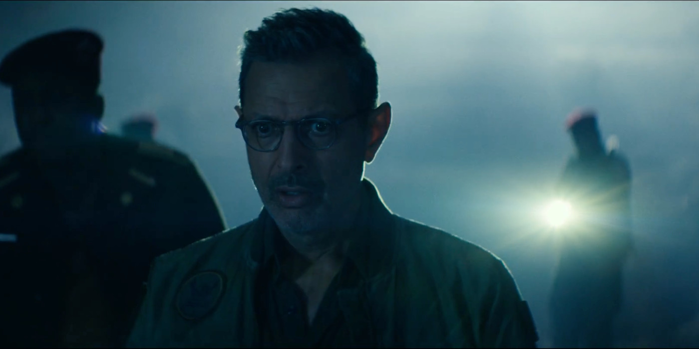 Jeff Goldblum as David Levinson in Independence Day: Resurgence