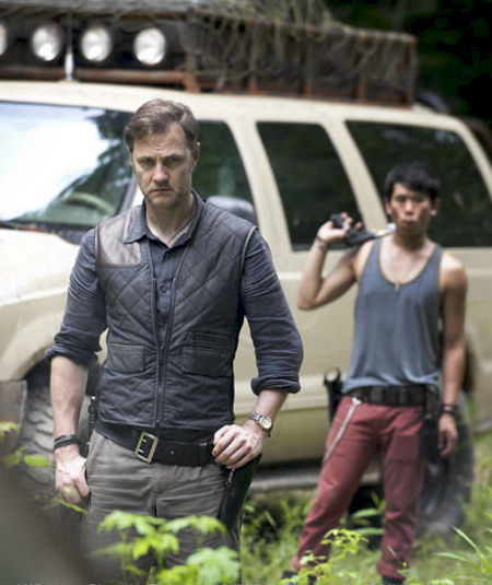 David Morrissey The Governor Full First Image of the Governor from The Walking Dead Season 3
