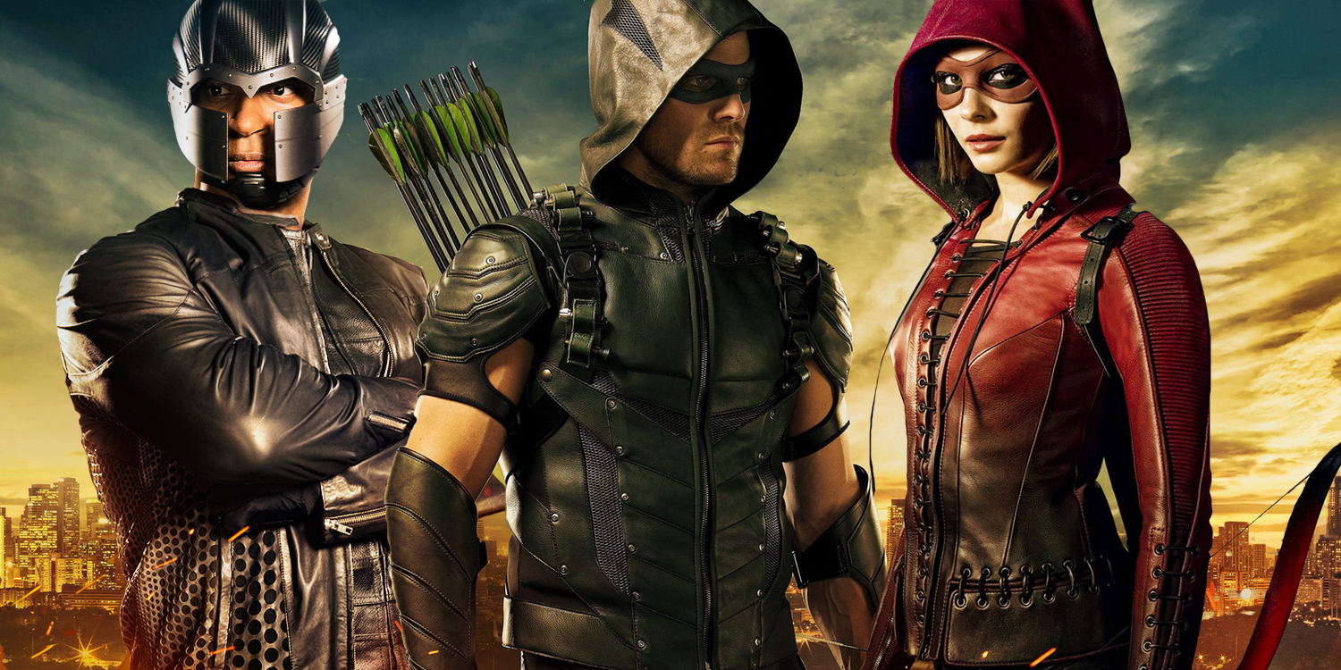Arrow Season 4 Overview What Went