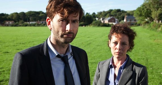 David Tennant Broadchurch Remake Most Anticipated New TV Shows of 2014: Flash, Gotham, Girl Meets World & More