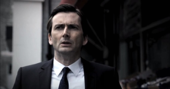 David Tennant in The Escape Artist Sherlock Season 3, Musketeers & More Previewed in New BBC Teasers