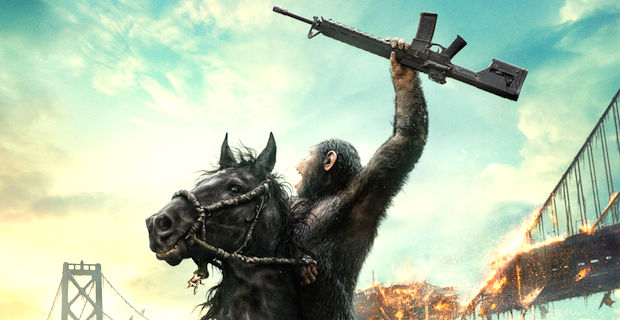 Dawn of the Planet of the Apes Final Trailer Final Dawn of the Planet of the Apes Trailer: A Post Apocalyptic Tragedy