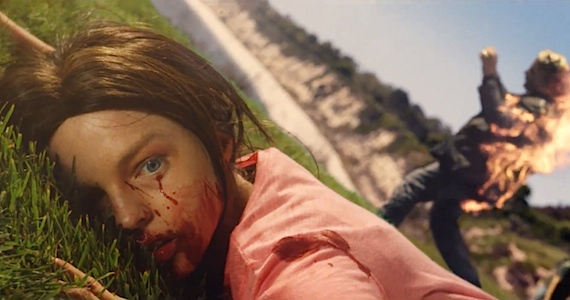 Dead Island Live Action Backwards Trailer This Live Action Dead Island Backwards Trailer Is Impressive