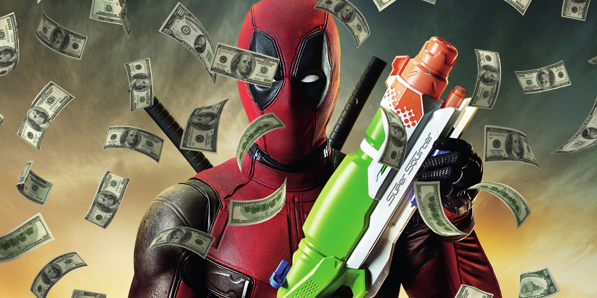 Deadpool Sets Box fice Record As Top R rated Movie Ever