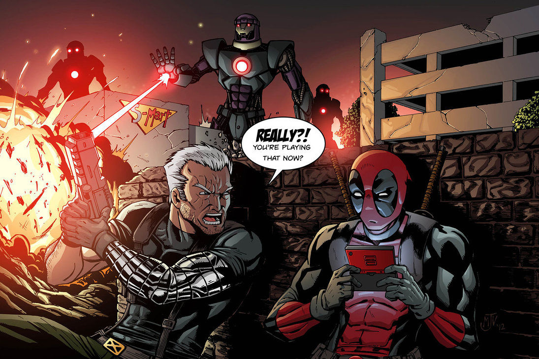 [Image: Deadpool-Cable-Sentinels-Art.jpg]