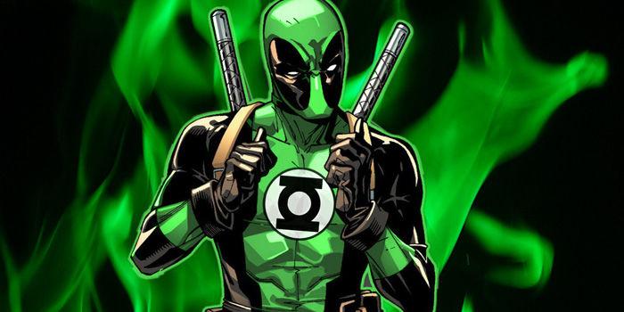 [En cartelera] JUSTICE LEAGUE (2017) Deadpool-Green-Lantern
