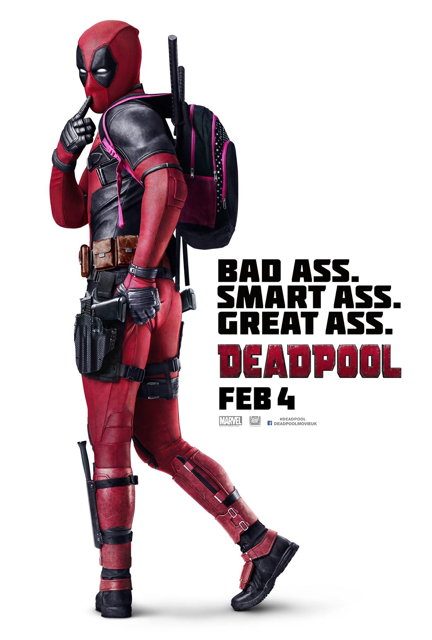 Deadpool (2016) 1080p / 720p BRRip ( 6CH 2GB ) ( 1gb, 720p ) / mkvcage , Torrent , direct link , yify
