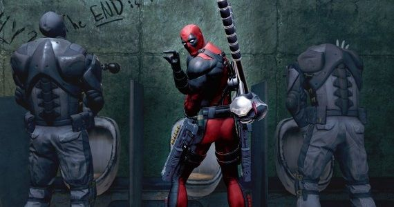 Deadpool bathroom break Ryan Reynolds Says Deadpool Has (Slowly) Begun Moving Forward Again