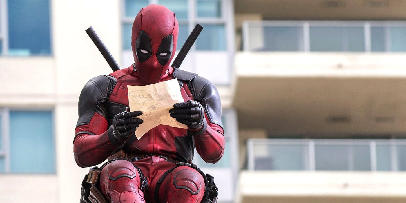 Ryan Reynolds in Deadpool (2016)