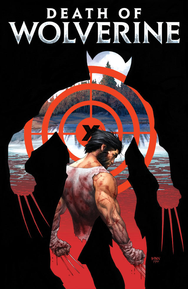 Death of Wolverine McNiven cover Marvel is Killing Off Wolverine in Comics