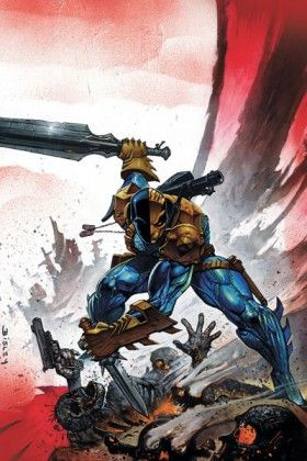 Deathstroke 1 Cover 280x420 DC Comics New 52 Reboot: The Complete Guide