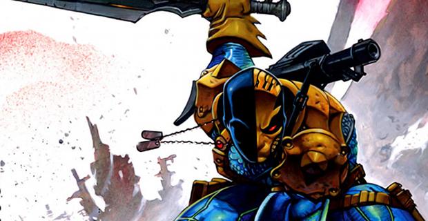 Deathstroke New 52 David S. Goyer: DC Movie Architect? Deathstroke & Team 7 Movies?