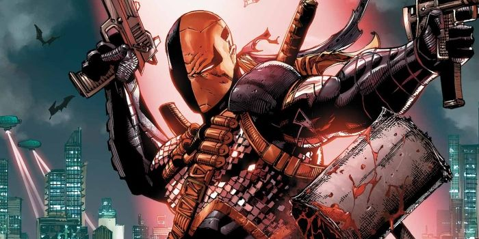 Suicide Squad Deathstroke 'Suicide Squad': N...