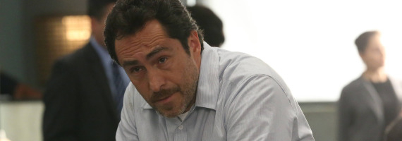 Demian Bichir in The Bridge Rio The Bridge Season 1, Episode 3 Review – Little White Lies