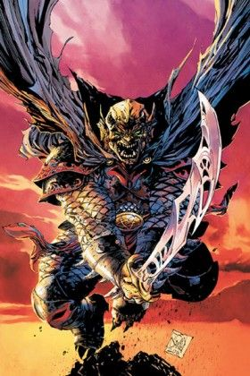 Demon Knights 1 Cover 280x420 DC Comics New 52 Reboot: The Complete Guide