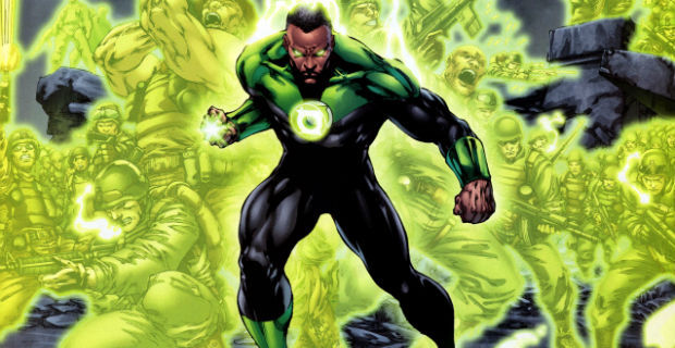 Denzel Washington Green Lantern in Batman Superman Rumor Patrol: Denzel Washington is Green Lantern in Batman vs. Superman
