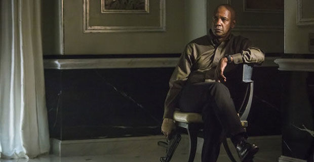 Denzel Washington The Equalizer Image Movie News Wrap Up: The Equalizer, Ouija, Chronicles of Narnia & More