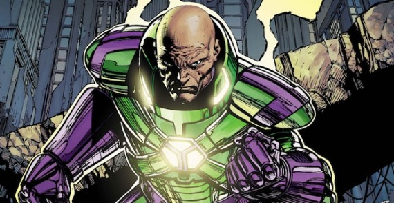 Denzel Washington as Lex Luthor Justice League United Nations 570x294 Jesse Eisenberg As Lex Luthor: Why It Could Work