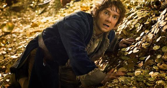 Desolation of Smaug Martin Freeman Bilbo Baggins The Hobbit: The Desolation of Smaug Review