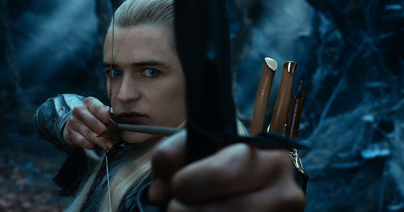 Desolation of Smaug Orlando Bloom Legolas The Hobbit: The Desolation of Smaug Review