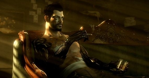 Deus Ex Human Revolution Adam Jensen Deus Ex: Human Revolution Video Game Adaptation Lands Sinister Director